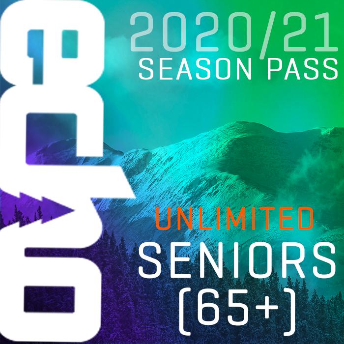 Unlimited Senior Season Pass (65+)