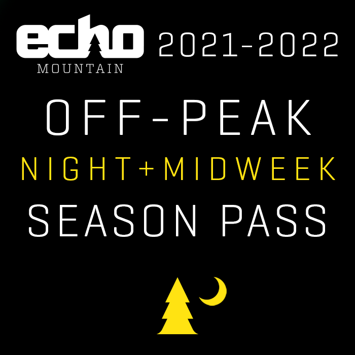 Off-Peak Night and Midweek Combo (All Ages)