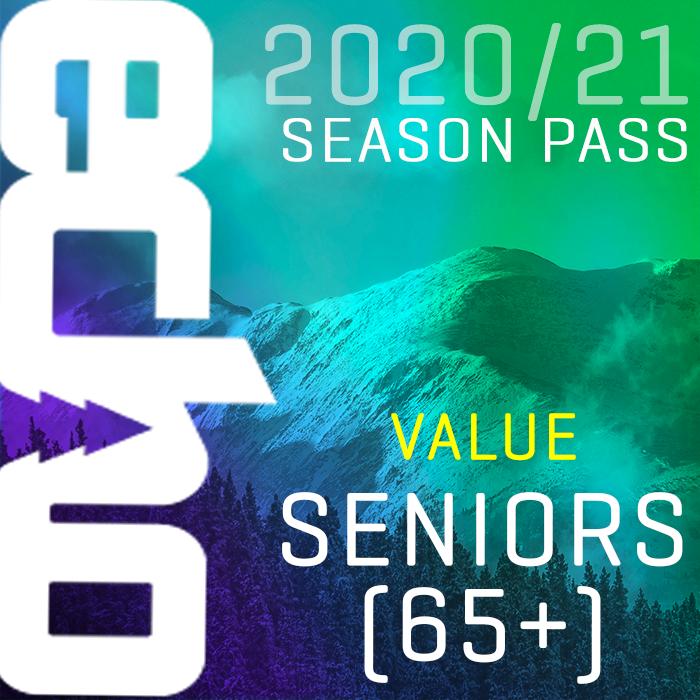 Senior Value Season Pass