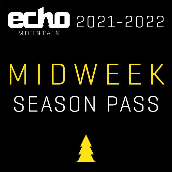 Midweek Season Pass (Ages 6-99)