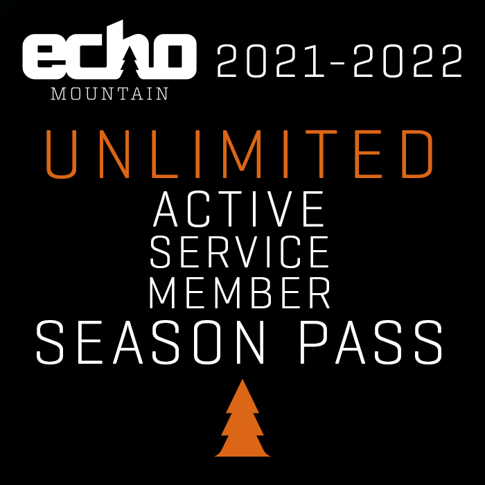 Unlimited Active Military Season Pass