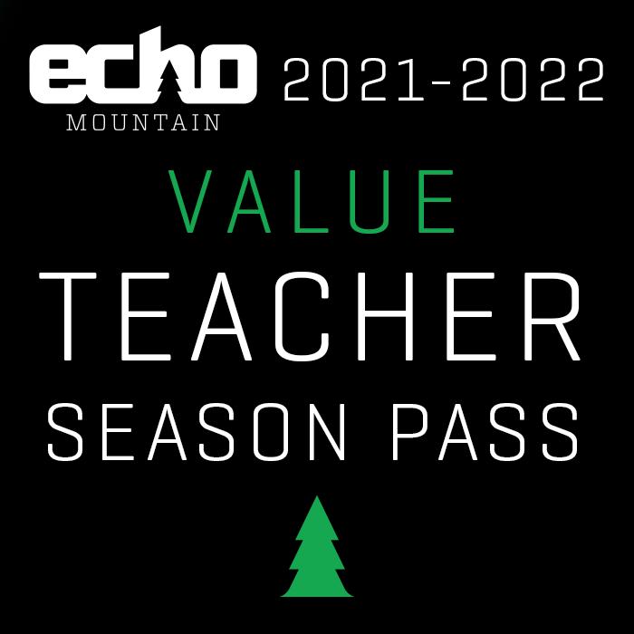 Value Teacher Season Pass