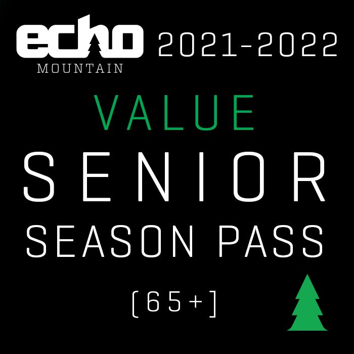 Value Senior Season Pass